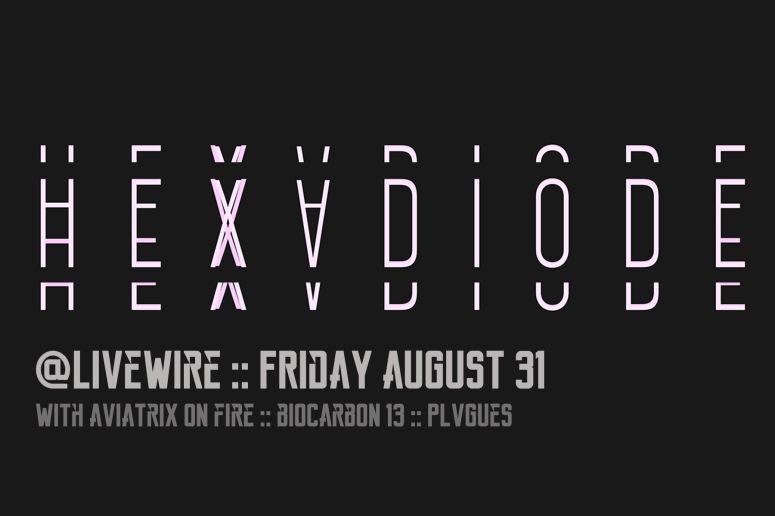hexadiode facebook banner